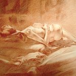 """Reclining Figure 
