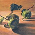"Apples | Gouache on Panel | 15"" x 20"" | Price on Request"