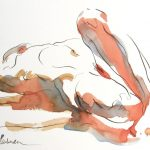 """Reclining Gesture 