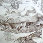 """Maple Leaves in the Wind 