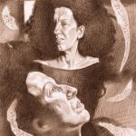 """Portrait Study of a Pianist 