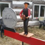 Stompin' Tom Whirligig | Details on Request